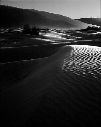 Death Valley dunes : Rural Aspects : Clayton Price Photographer