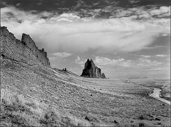 The old road to Shiprock : Rural Aspects : Clayton Price Photographer